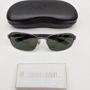 🕶️Ray Ban RB3413 004 Men's Sunglasses/PH405🕶️